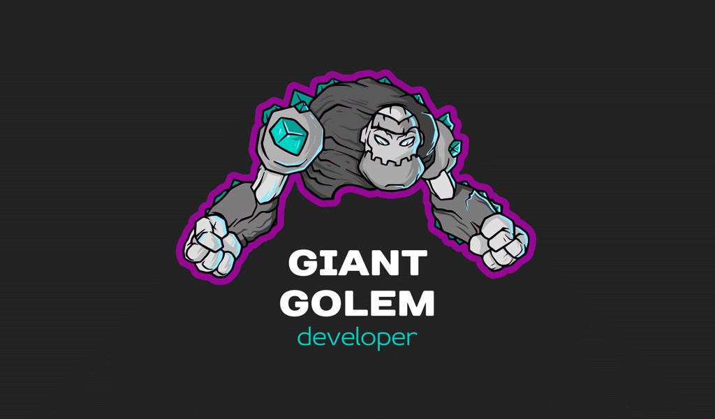Giant Golem Gaming logo