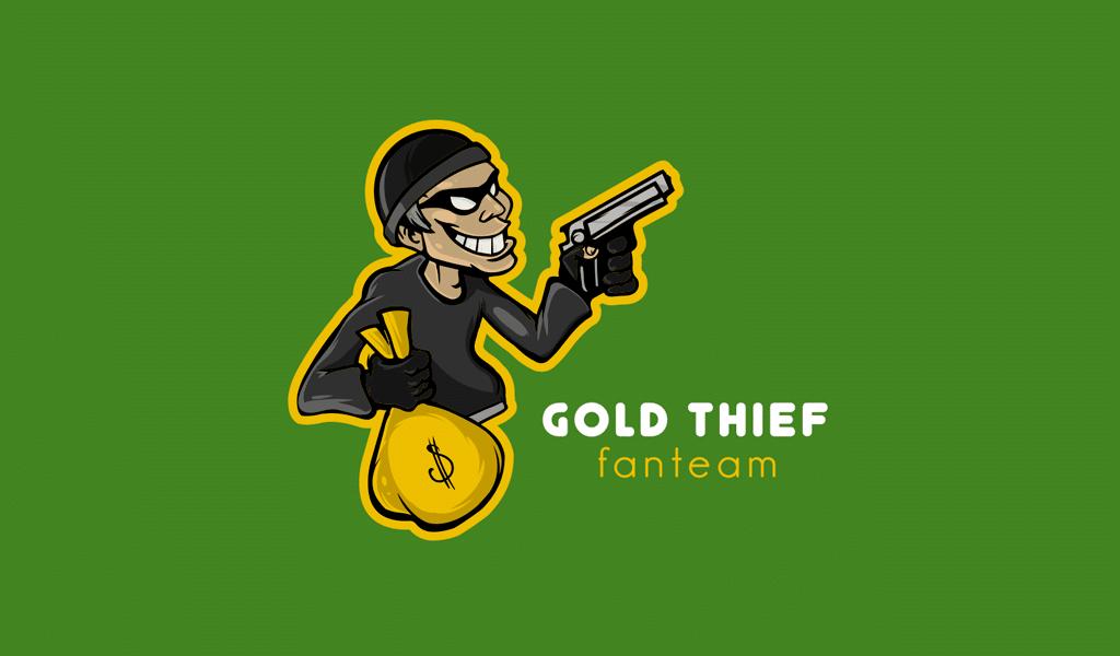Robber Gaming logo