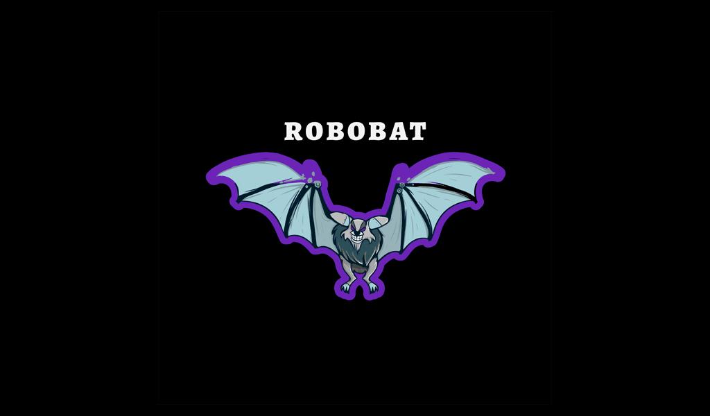 Robot Bat Gaming logo