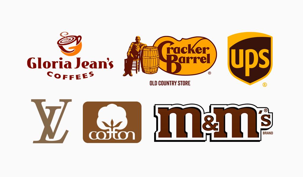 Brown logos