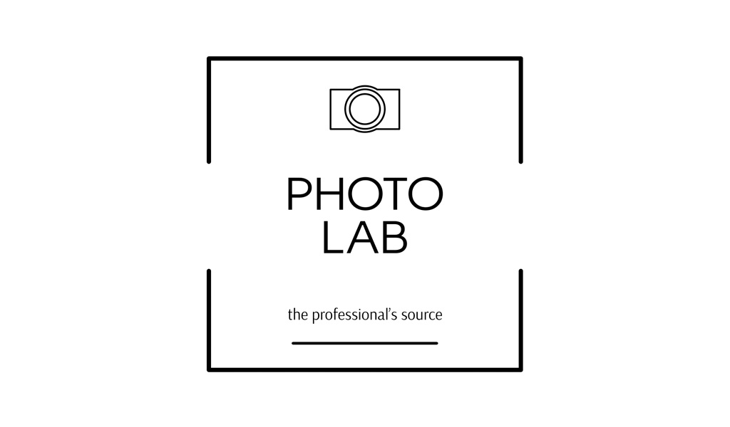 Black White Camera Logo