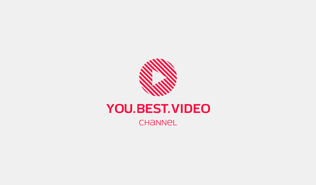 Red Play Button Logo