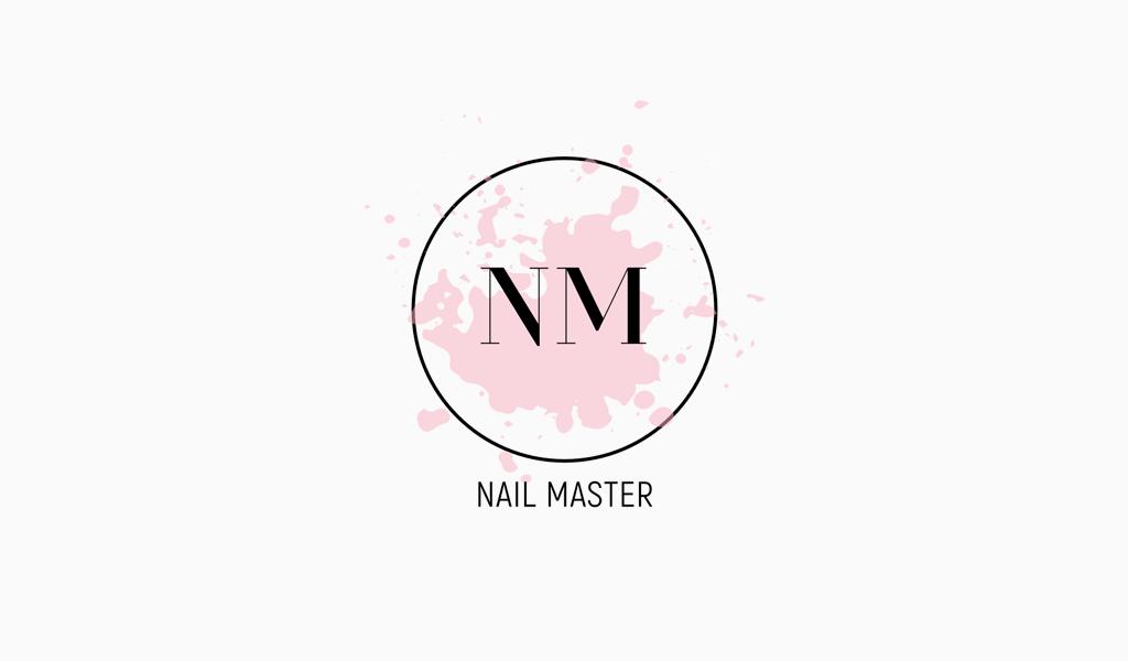 Monogram Paint Drops logo