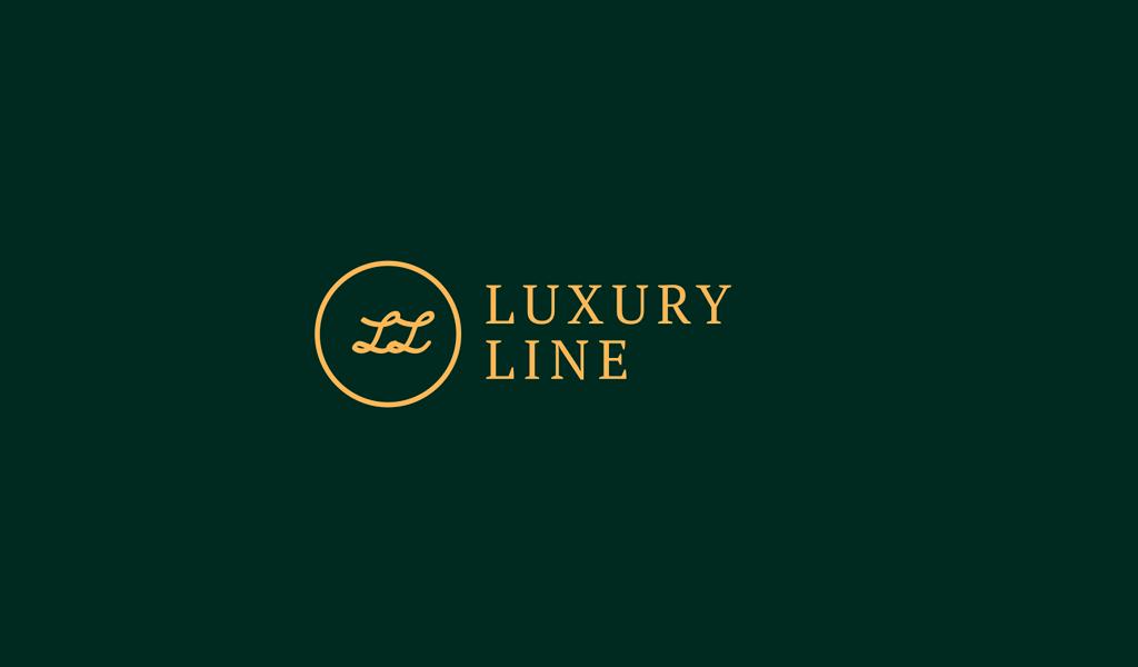 Letters Ll Luxury Logo