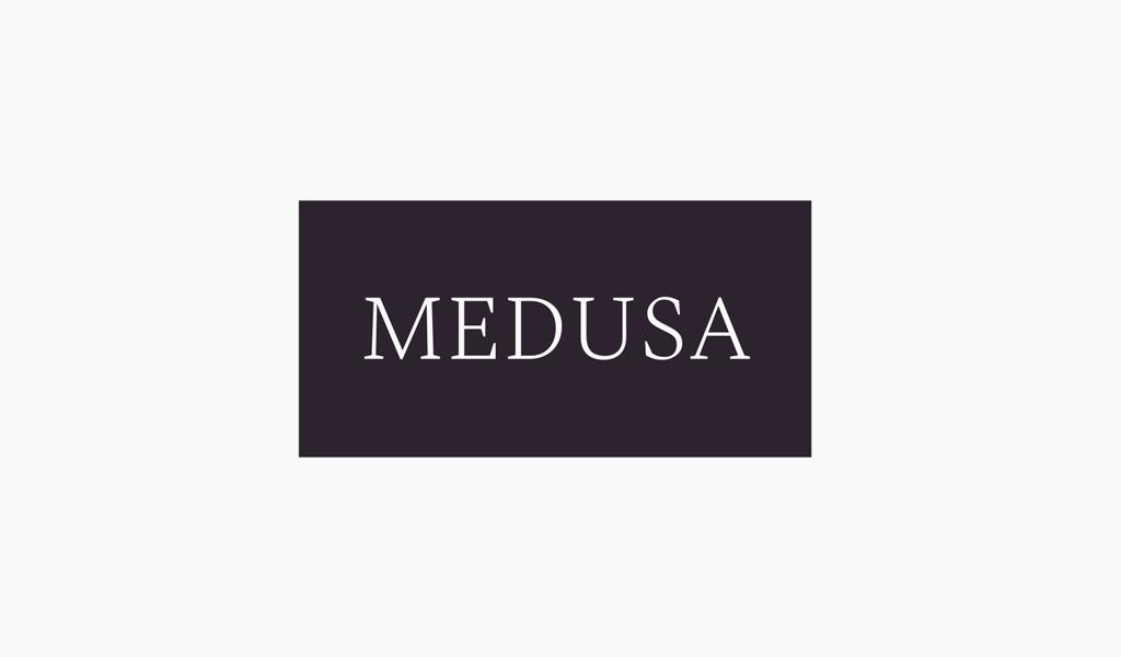Rectangular Text Logo