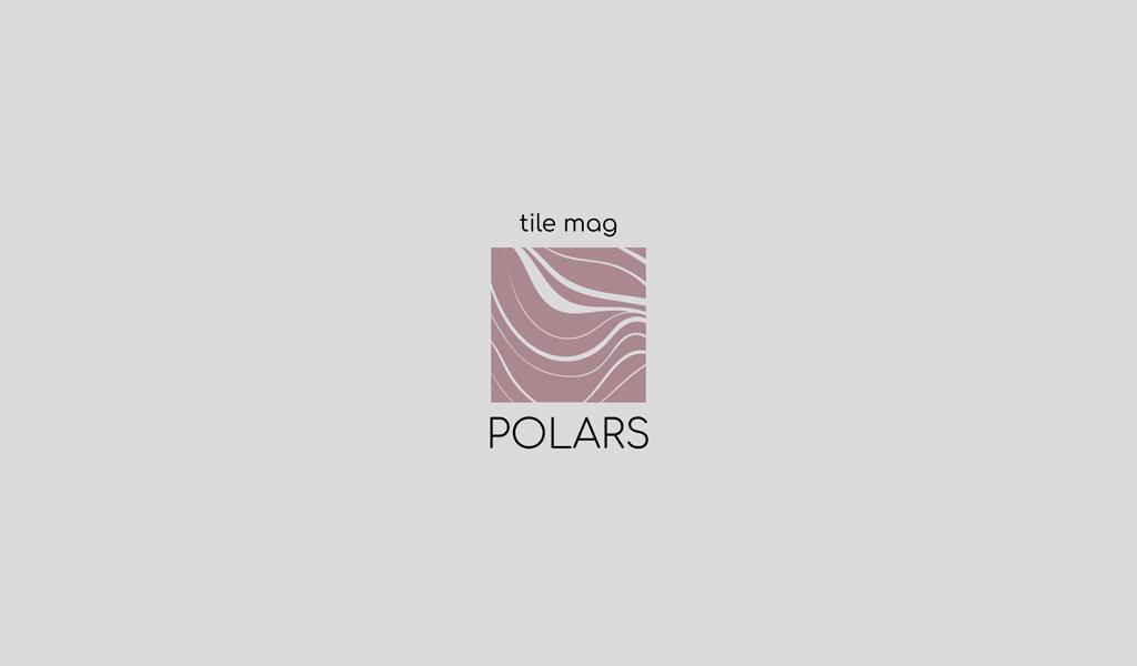 Abstract Rose Waves Logo