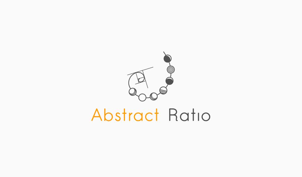 Golden Ratio Spiral Logo