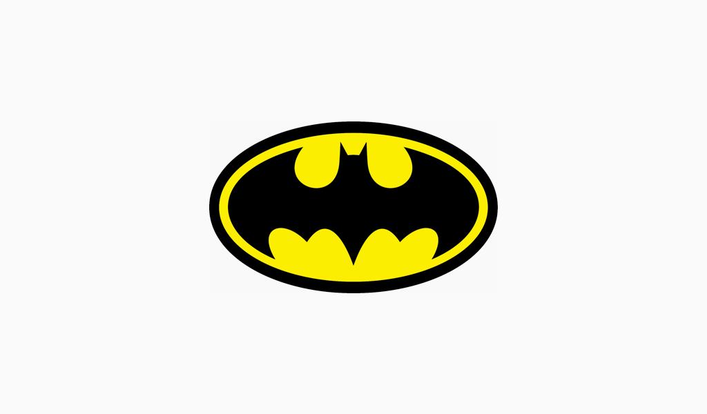 logotipo de batman