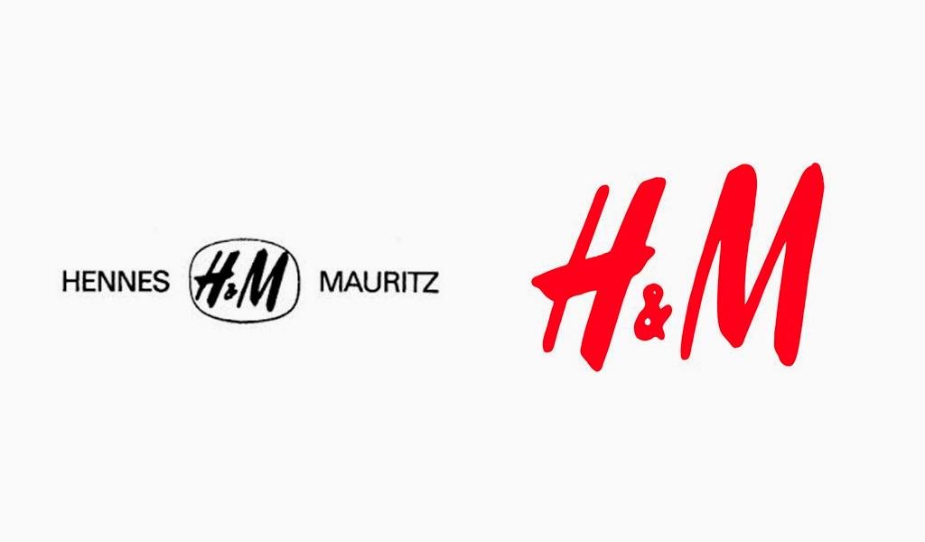 Logos H&M : police