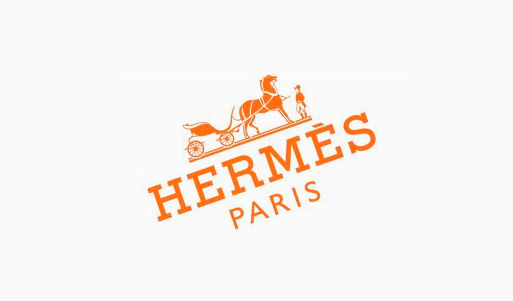 Hermes erstes Logo