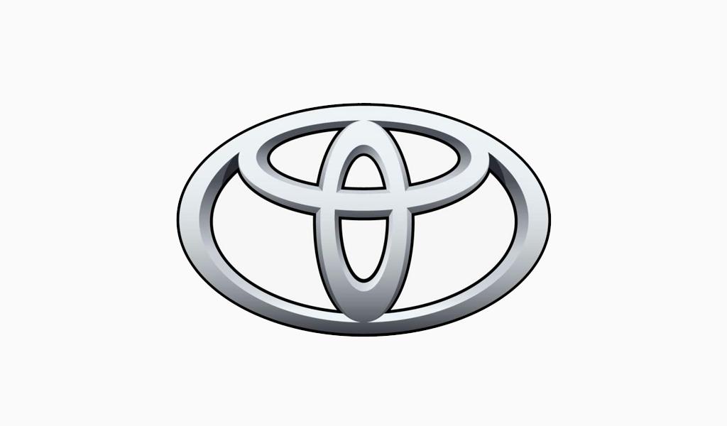 Toyota ovalado