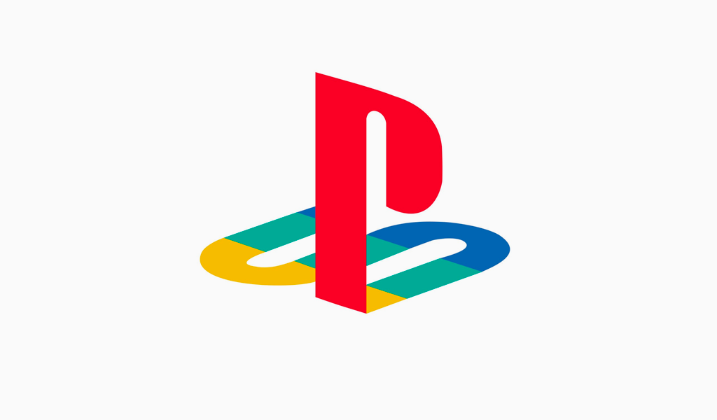 Logótipo da PlayStation 1994