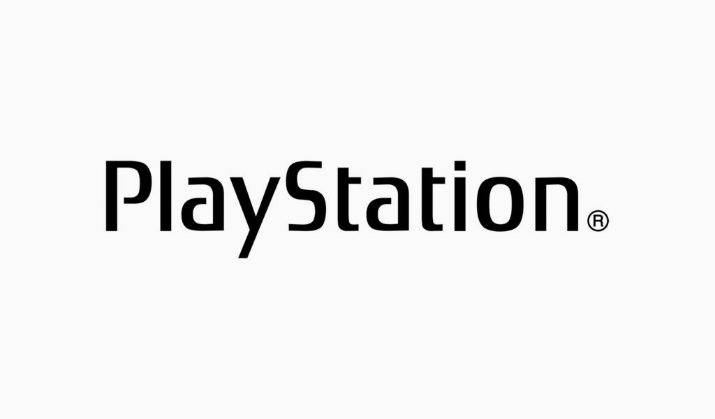 Fonte do logotipo do Playstation