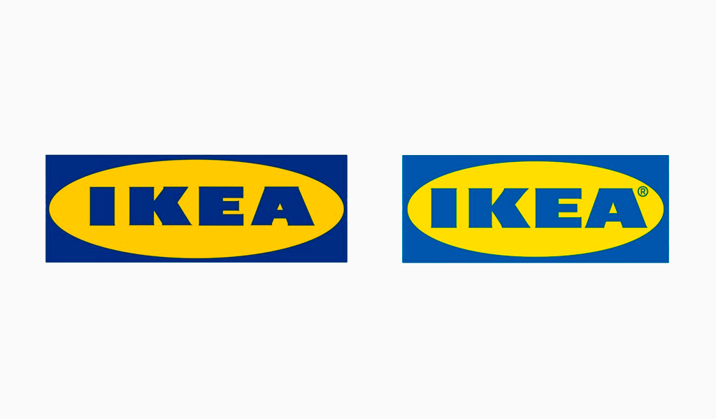 Логотипи Ikea