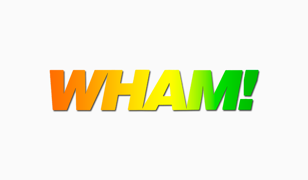 WHAM logo