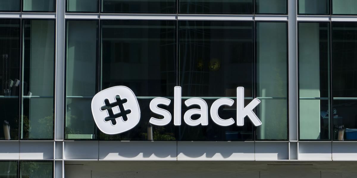 Slack Unternehmen