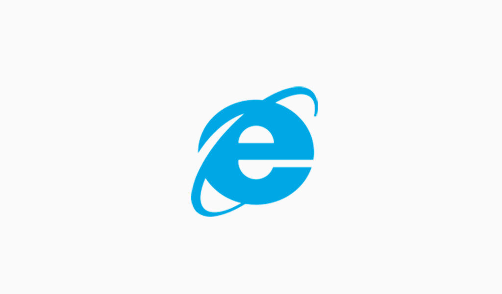 Internet Explorer Logo 1997