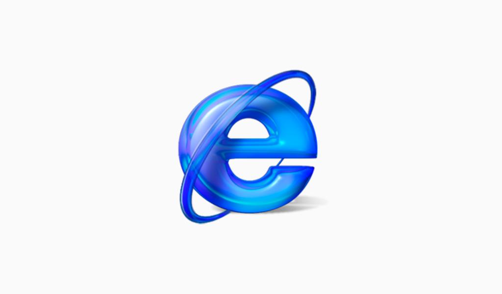 internet explorer logo 2004