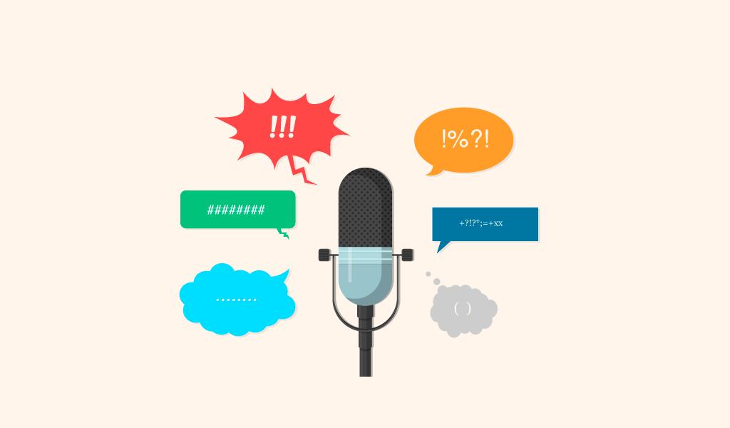 brand voice microphone