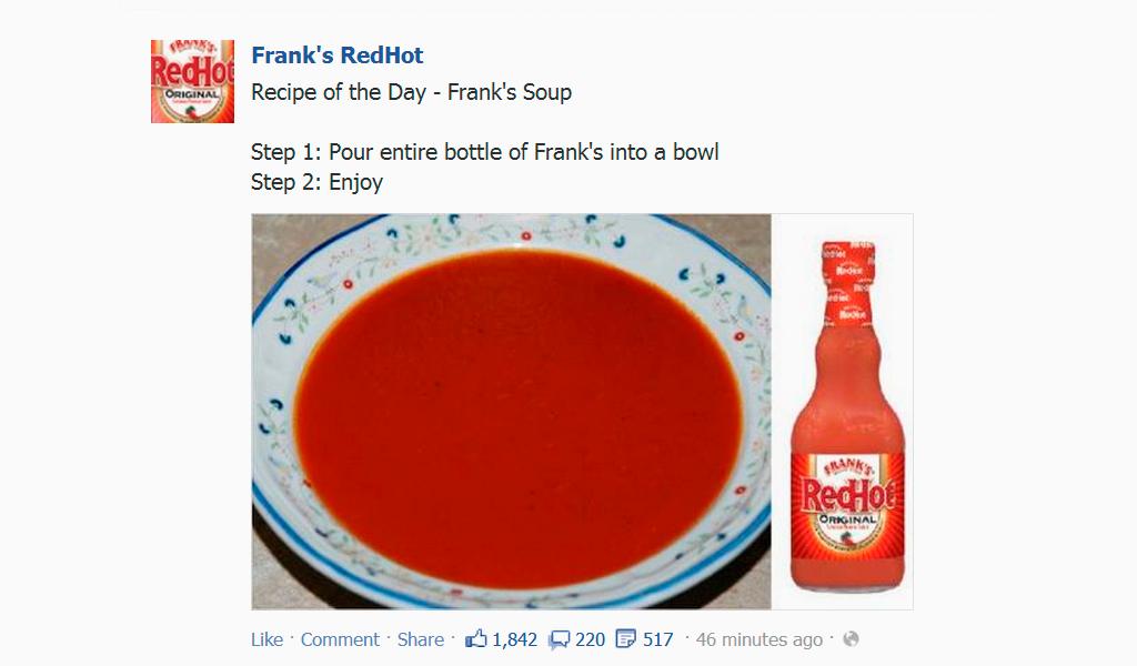 franks red hot humor