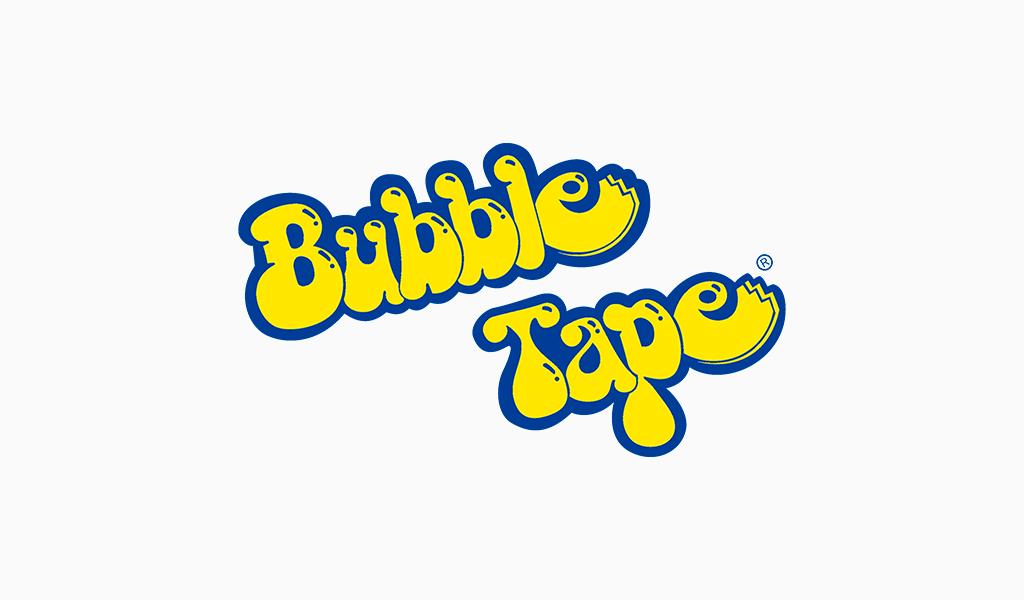 Bubble tape logo