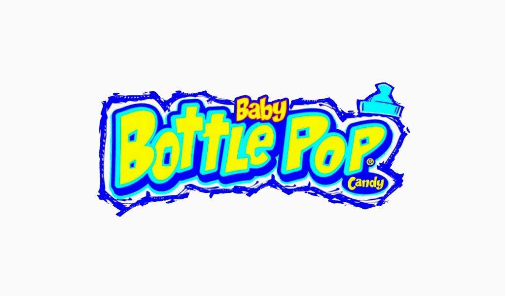 baby bottle pop logo