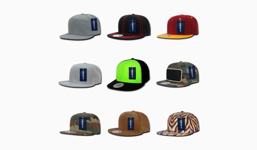 Chapéus da empresa