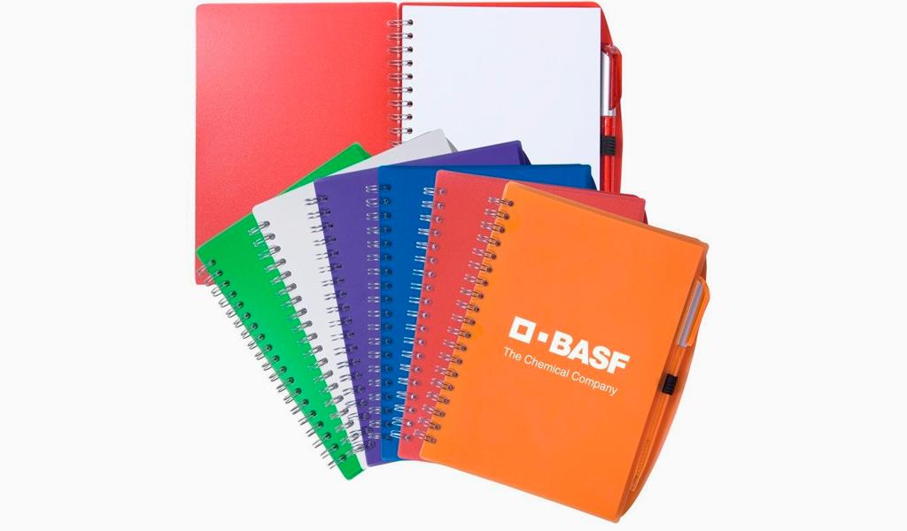 Cadernos de notas