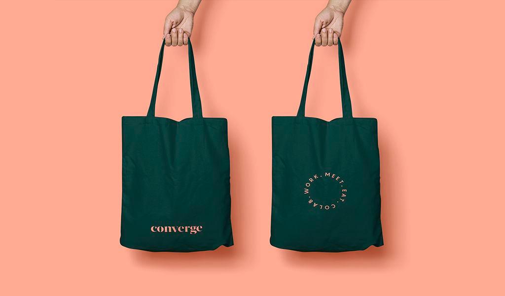 bolsas com logotipo