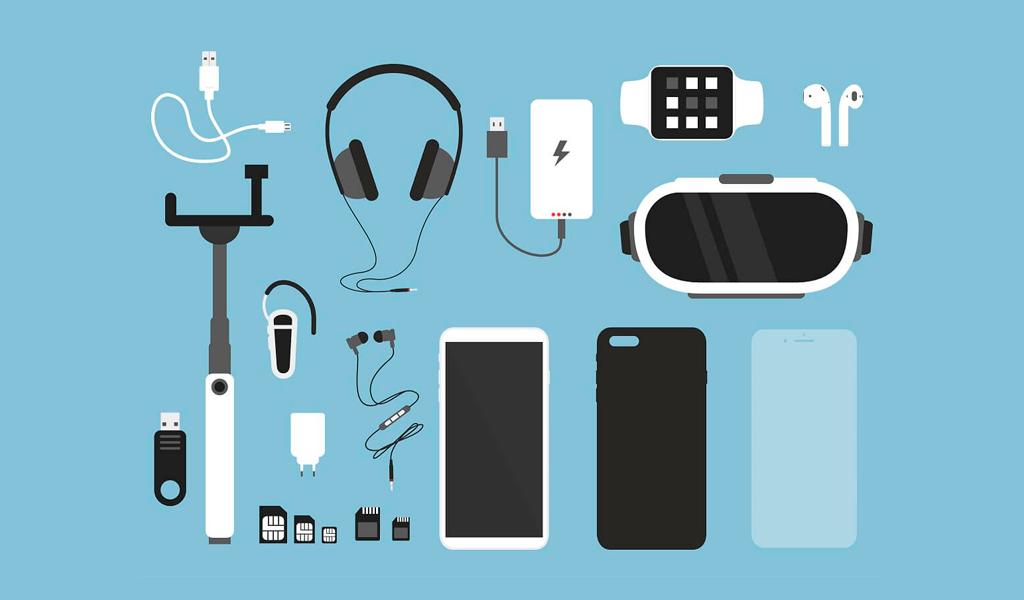 Handheld device accessories