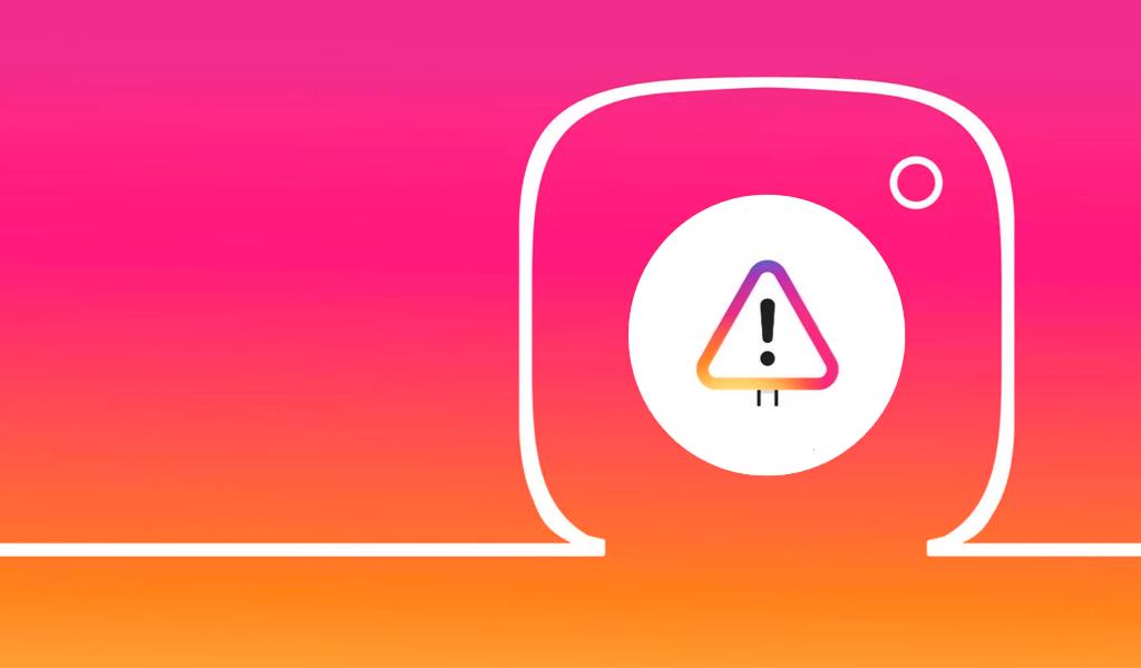 breaking the rules on instagram