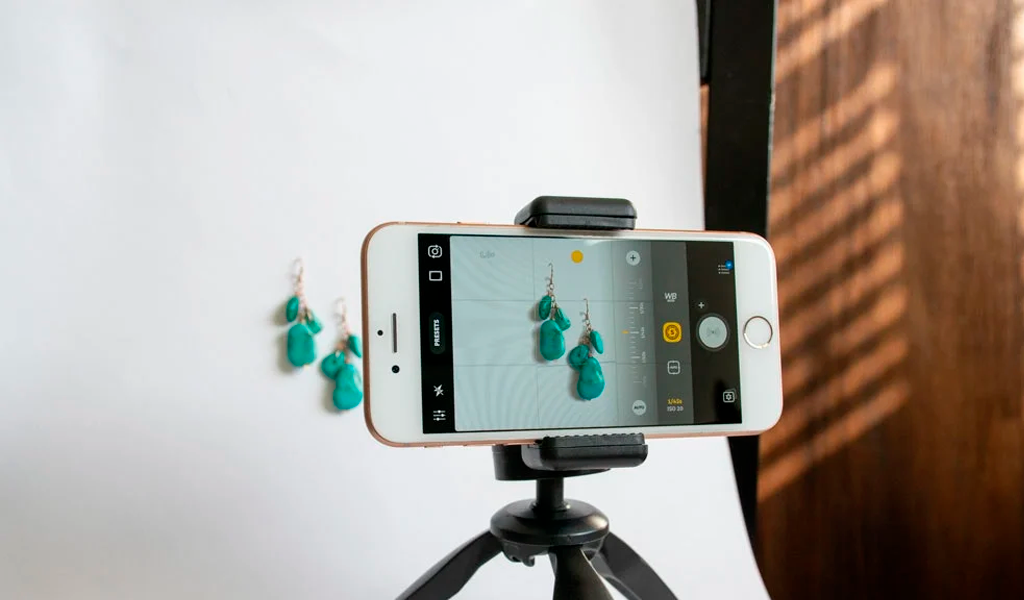 product photography in home