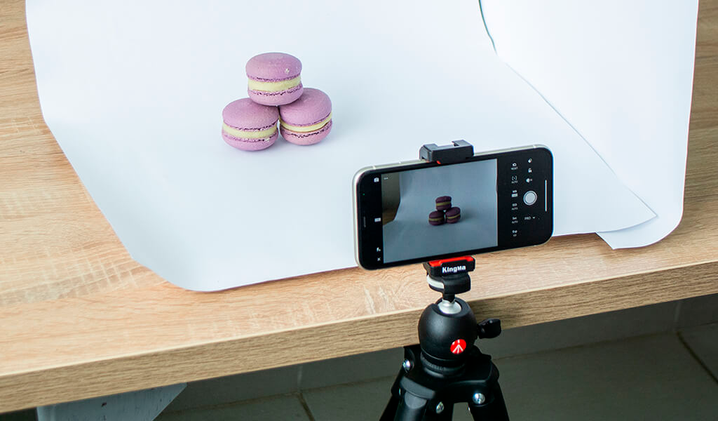 product photography tripod
