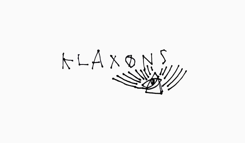 Klaxons logo