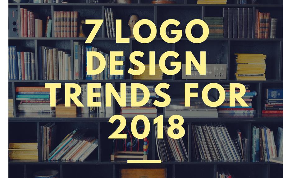 7 tendencias de diseño de logotipos para 2018