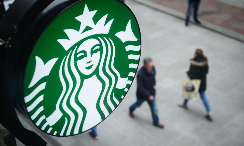 Logotipo de Starbucks