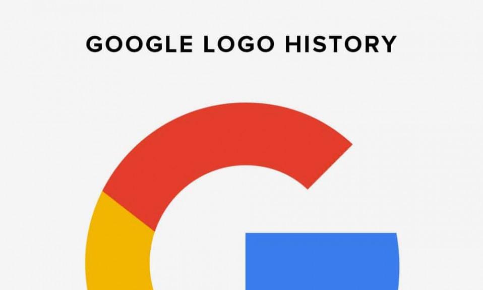 Historial del logotipo de Google