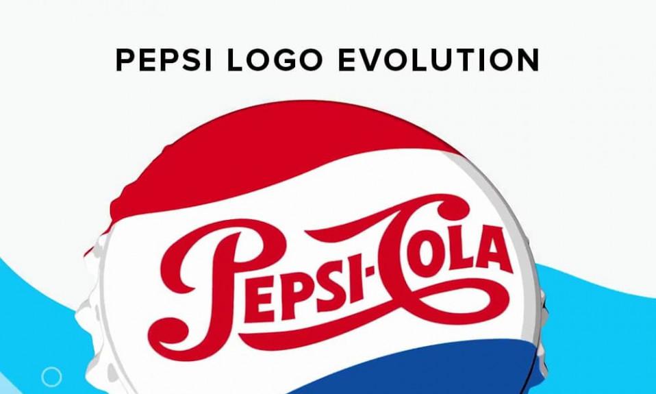 Ilustración del logo de Pepsi