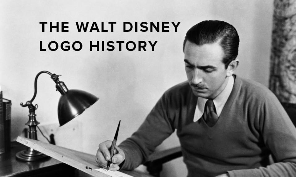 La historia del logo de Walt Disney