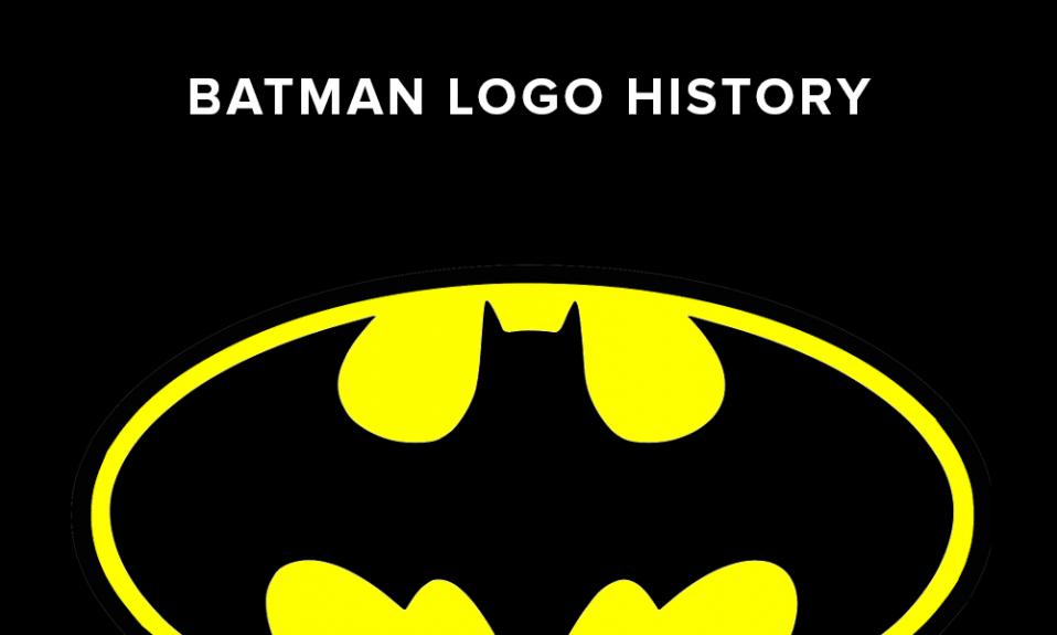 Ilustración del logo de Batman