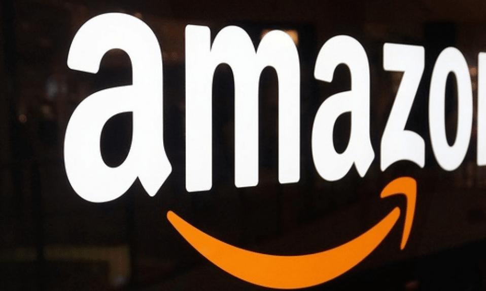 Ilustración del logo de Amazon