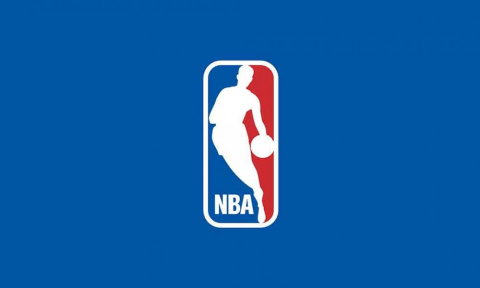 Evolución del logo de la NBA