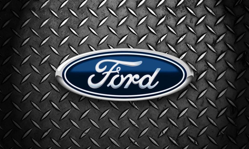 Ilustración del logo de Ford