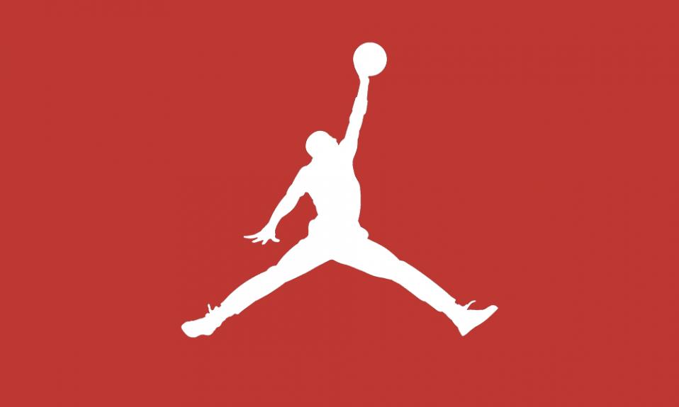 The Air Jordan Jumpman logo Cover