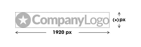 Tamaños del logotipo