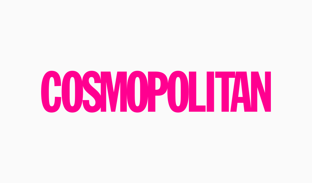 Logotipo Cosmopolitan