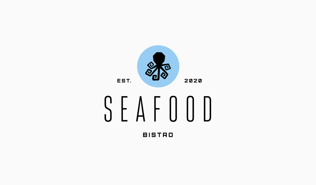 Logotipo de Octopus Bistro