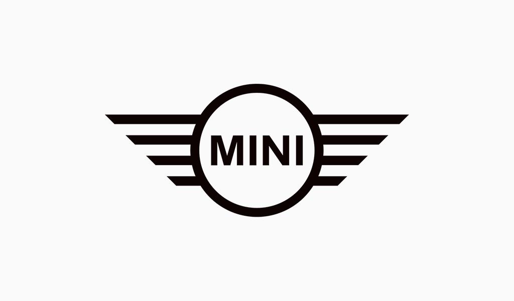 Logotipo de Mini
