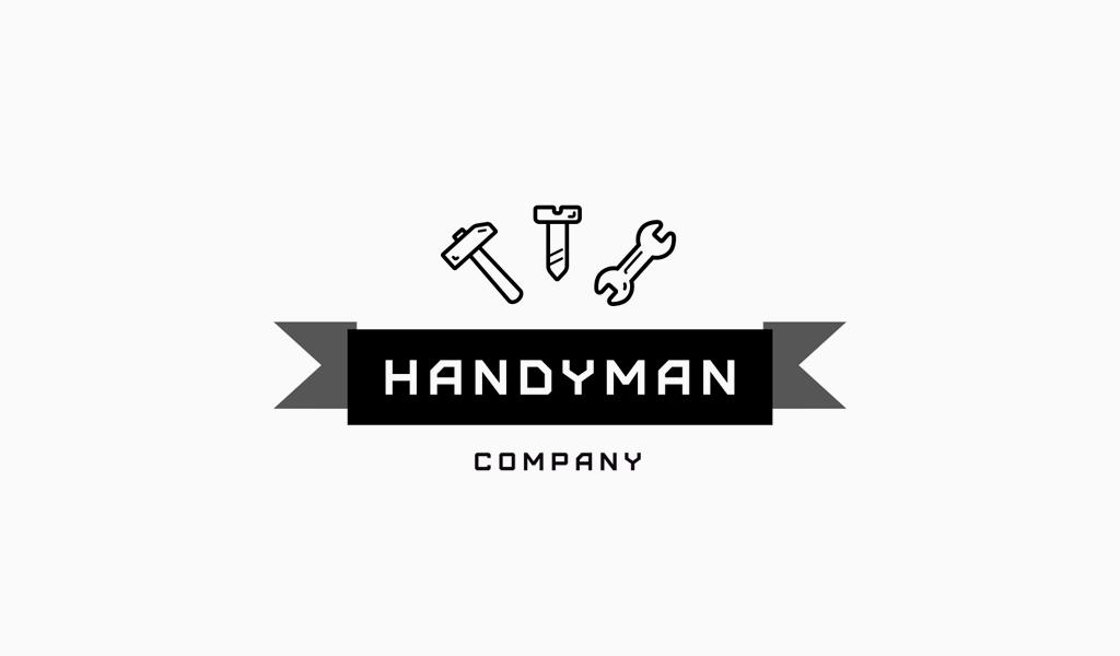 Logotipo de las herramientas de reparación