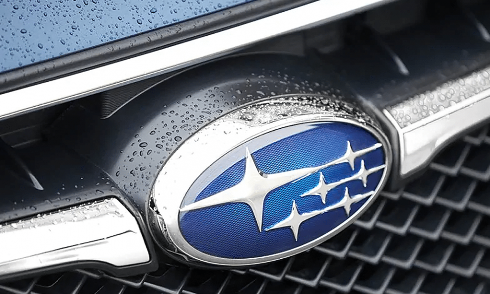 Subaru emblem